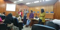 Servidores municipais da Saúde traçam estratégias para enfrentamento ao calote do prefeito Paulo Garcia, na Câmara Municipal.
