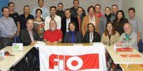Soego participa da 1ª Plenária da FIO de 2016. (Foto: Fio)